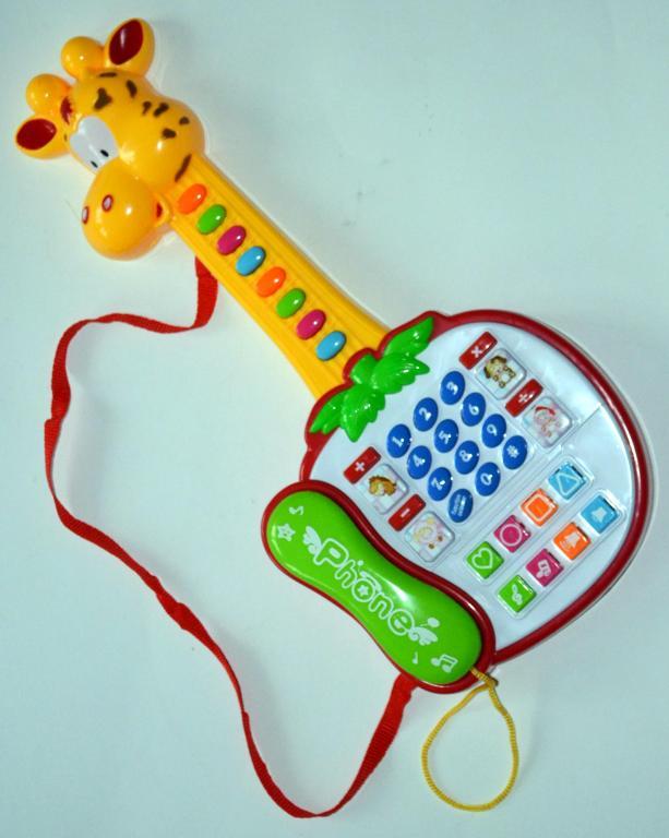Gitara žirafiukas