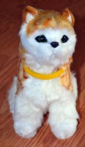 Interaktyvus žaislas katinėlis