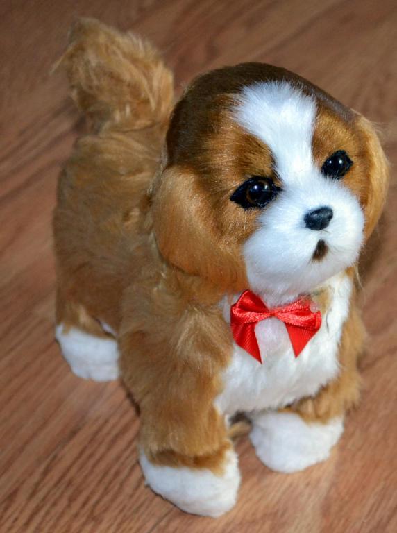 Interaktyvus žaislas šuniukas
