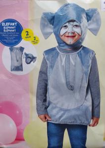 Drambliuko karnavalinis kostiumas
