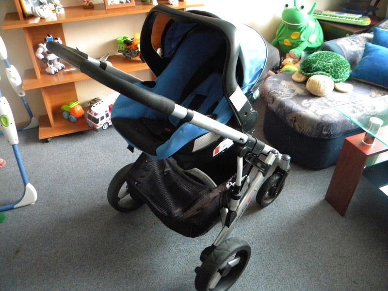 Vaikiškas vežimėlis coletto austin 4