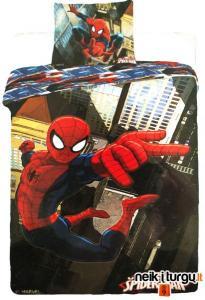 Patalynės komplektas žmogus voras