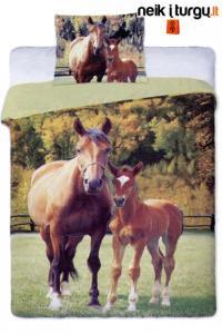Patalynė arkliukai