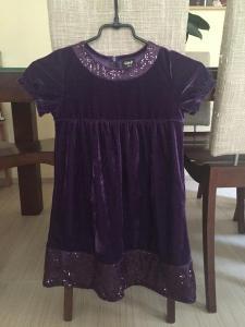 6 m. mergaitiska puosni suknele