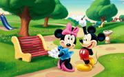 Mikis ir Minė parke
