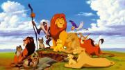 Liūtas karalius dėlionė