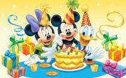 Mikis švenčia gimtadienį dėlionė