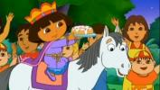 Dora išgelbėja Trijų Karalių dieną