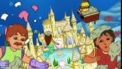 Smalsutė Dora 4 sezonas<br/>Dora gelbėja undinėles