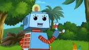 Smalsutė Dora 3 sezonas<br/>Robotas robertas