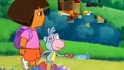Smalsutė Dora 2 sezonas<br/>Pamestas žaisliukas