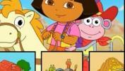 Smalsutė Dora 2 sezonas<br/>Pintas ponių ekspresas