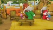 Karaliaus Babaro ir drambliuko Badu nuotykiai 3 sezonas<br/>Piratų iškyla