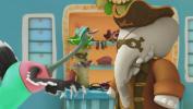Karaliaus Babaro ir drambliuko Badu nuotykiai 3 sezonas<br/>Smaragdinė kaukė