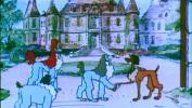 Trys muškietininkai arba Batuotas šuo